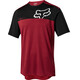 Fox Attack Pro Short Sleeve Jersey Men red/black